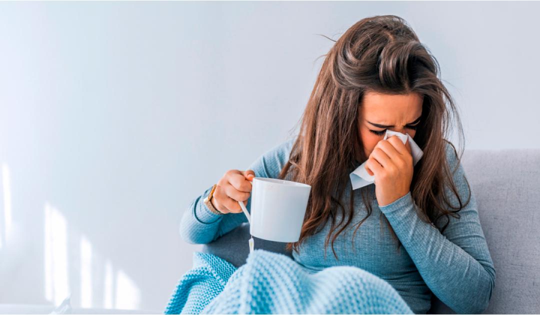 Nesse inverno, não confunda gripe ou alergia com sintoma da Covid-19