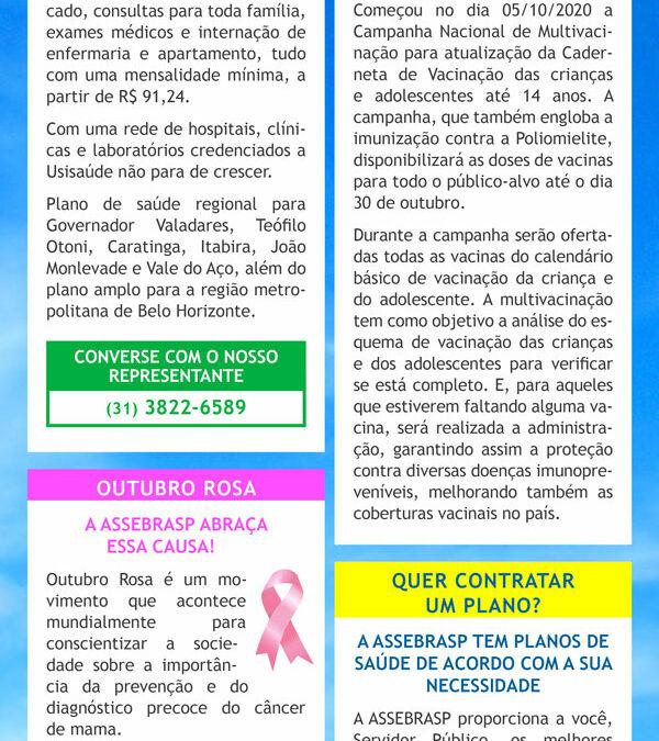 Edição 50 – Outubro de 2020