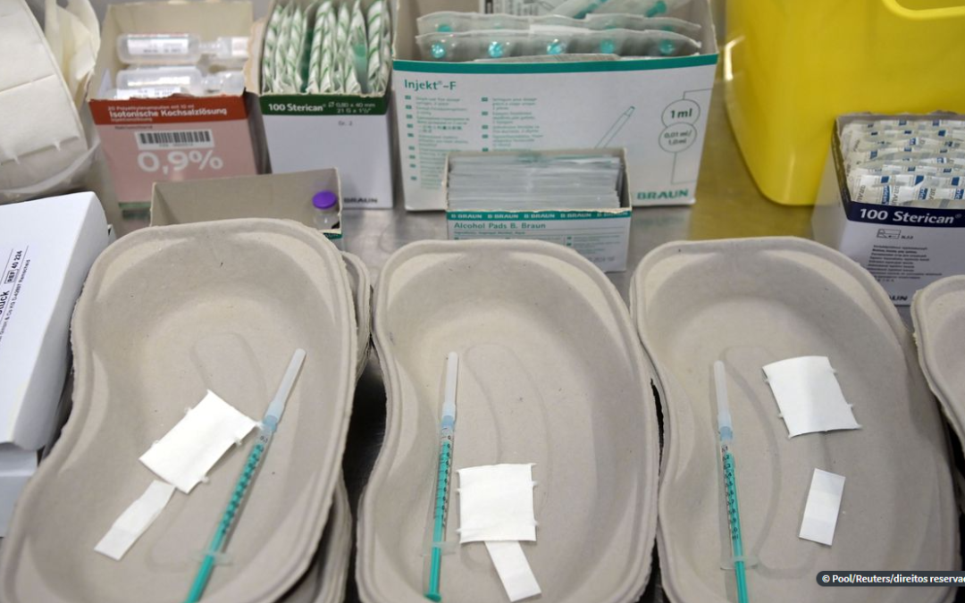 Covid-19: Ministério da Saúde alerta sobre golpes ligados à vacinação